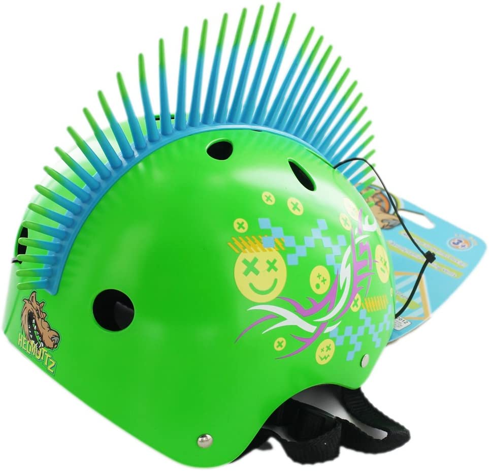 Spike Helmet Green: Amazon.co.uk
