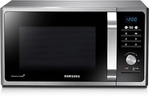 Samsung MG28F301TJS/EG - Microondas (230V, 50 Hz, 51,2 cm, 43,7 cm ...
