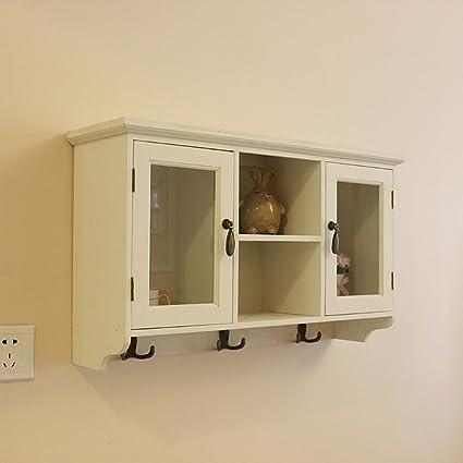Amazon Com Bgcg American Retro Solid Wood Kitchen Wall