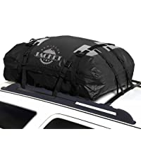 Deals on SHIELD JACKET Waterproof Roof Top Cargo Luggage Bag 15-cuft