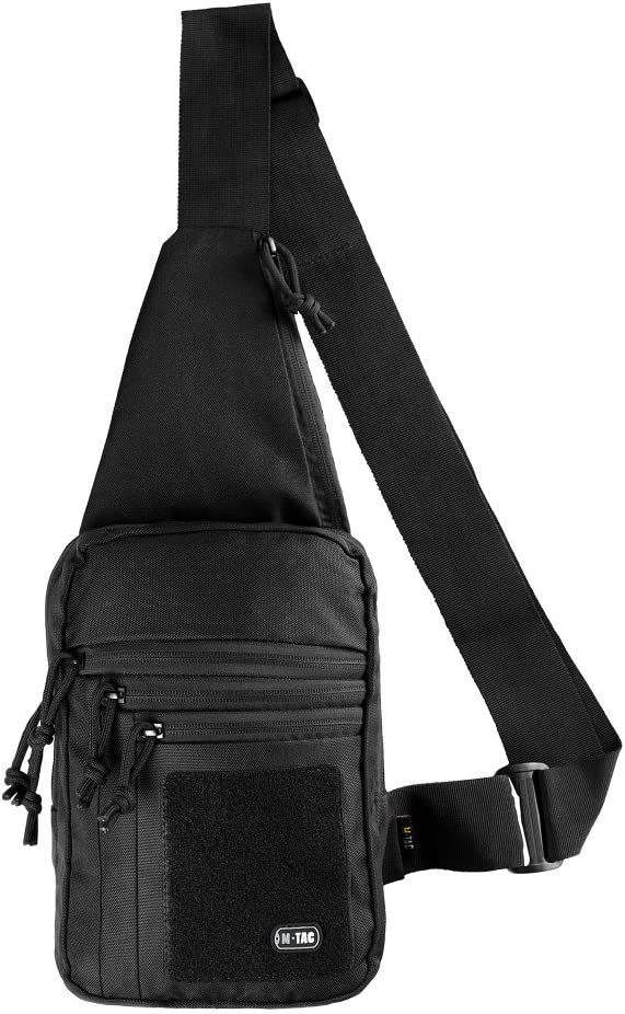 M-Tac Tactical Bag Shoulder Chest Pack with Sling for Concealed Carry of Handgun