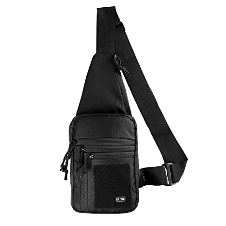 a769e77fdd69 M-Tac Tactical Bag Shoulder Chest Pack with Sling for Concealed Carry of  Handgun