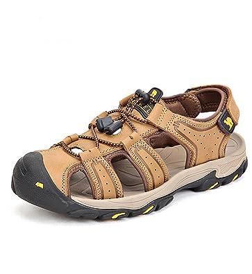 Camel Men s RV Performance Closed Toe Sandal Color Khaki Size 40 ... a123f2a15e