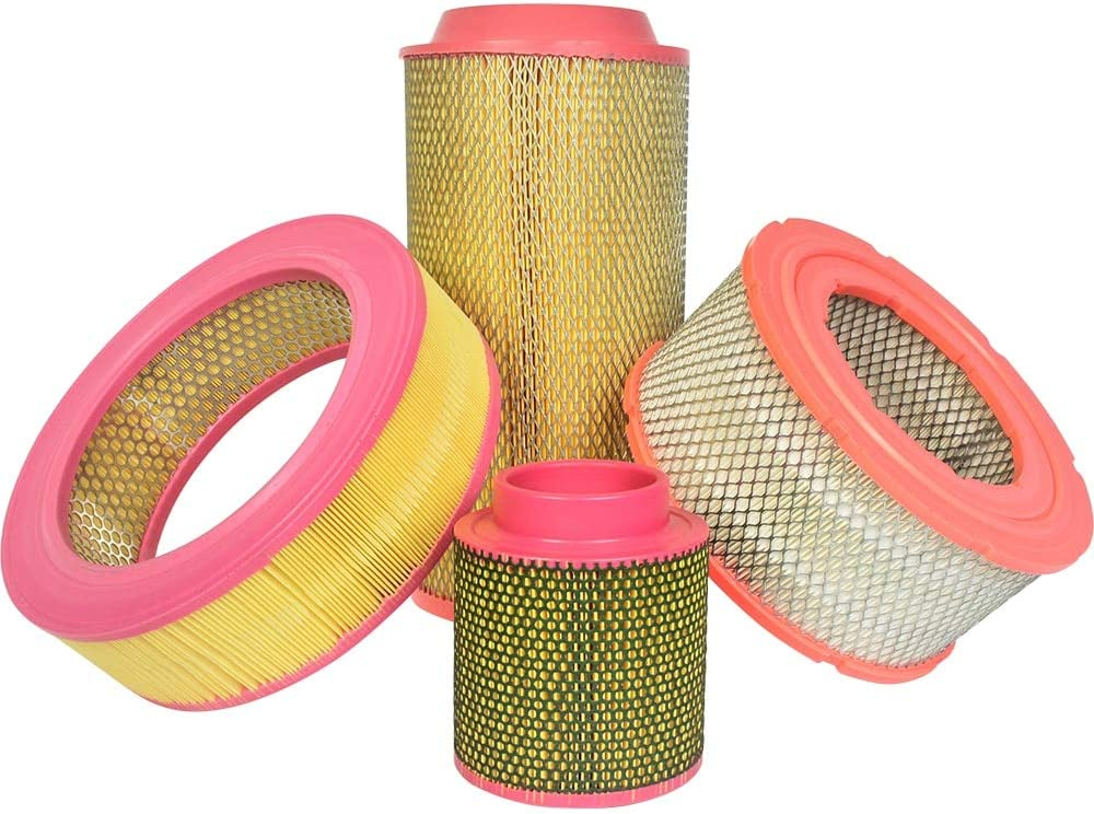 848 Solberg Replacement Filter OEM Equivalent.