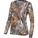 GAME Winner Women's Base Layer Active Top Realtree Xtra Small