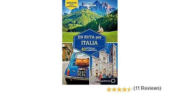 En ruta por Italia 2: 40 Rutas por carretera Guías En ruta Lonely ...