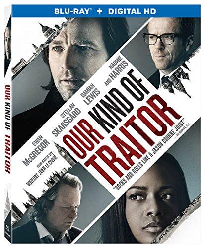 Our Kind Of Traitor [Blu-ray + Digital HD]