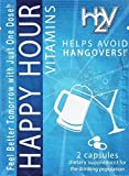 Happy Hour Vitamin Dietary Supplement Capsules for Hangovers, 20-Pack