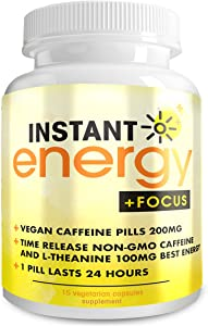 Win A Free Instant Energy and Focus Supplement