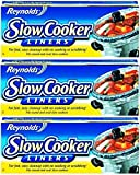 Reynolds Metals Slow Cooker Liners 13''X21'' - 3 Pack (12 Liners Total)
