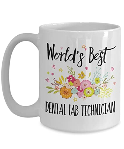 Amazon com: Dental Lab Tech Gift Mug - Dental Laboratory