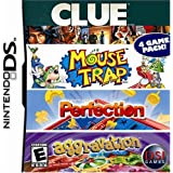 Clue/Mouse Trap/Perfection/Aggravation / Game
