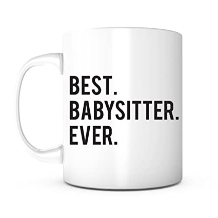 Best Babysitter Ever GiftsGift For BabysitterBirthday Gift Babysitters