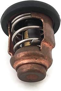 ITACO Boat Motor 66M-12411-00-00 01 6G8-12411 F15-07000031 Boat Motor Thermostat for Yamaha Outboard 4-Stroke 2.5HP 4HP 6HP 8HP 15HP 30HP 40HP 50HP 60HP 70HP 80HP Motor Engine