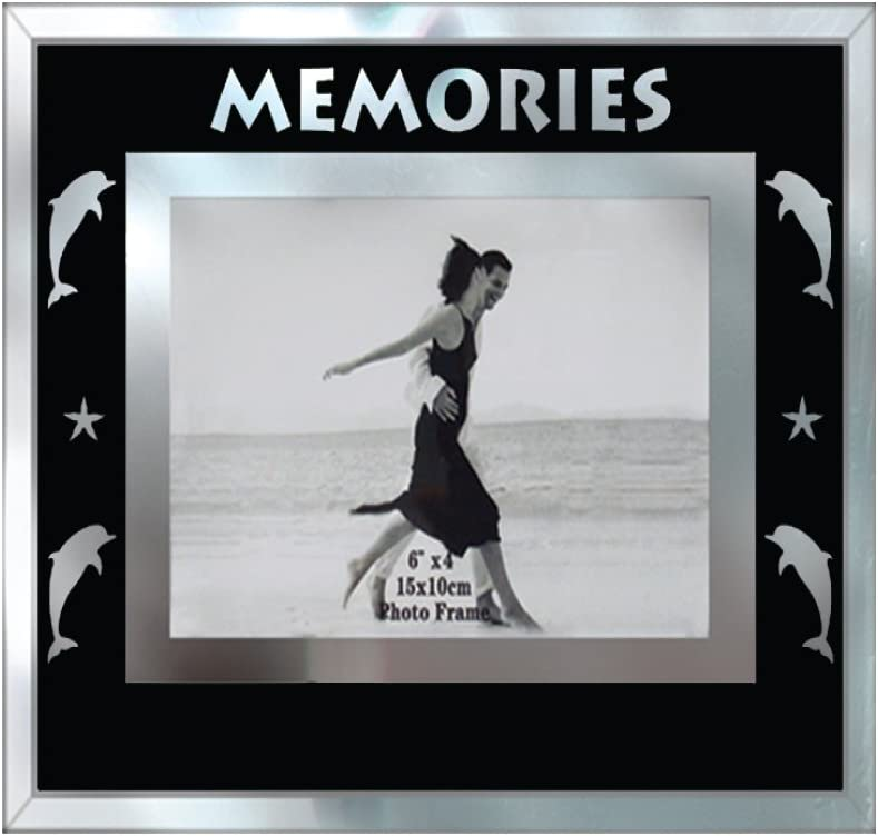 "Fine Phrases Photo Frame Memories 6x4/"""