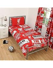 Liverpool FC Patch 1 dekbedovertrek en kussensloop set