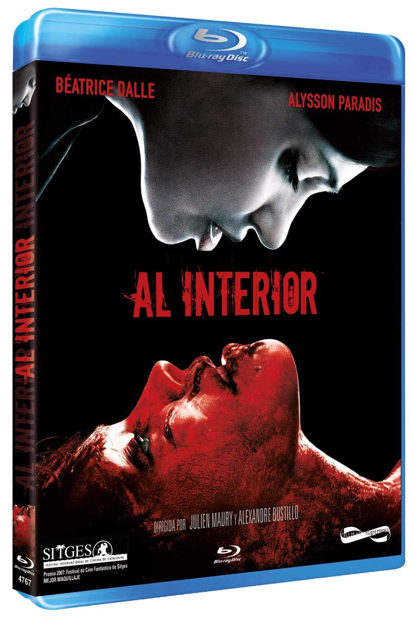 Al Interior BD 2007 À l'intérieur (Inside) [Blu-ray]
