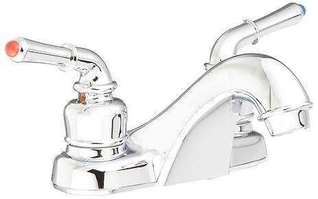 EZ-FLO 10258 Non-Metallic Lavatory Faucet Washerless - Touch On ...