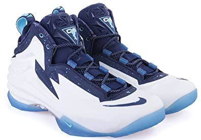 nike chuck posite mens hi top basketball trainers 684758 sneakers shoes  midnight navy polarized blue 400