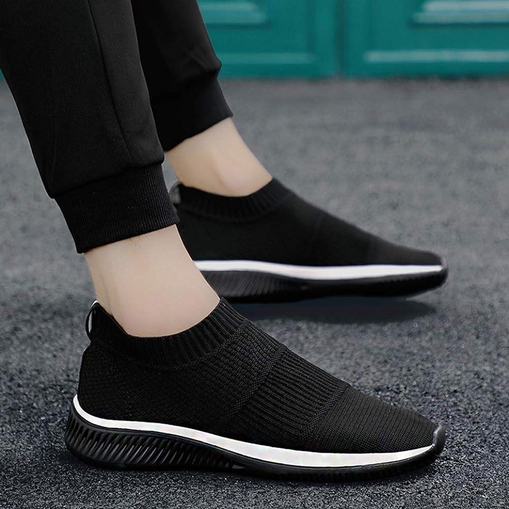 Zapatillas de Running para Hombre Zapatillas de Deporte sin ...
