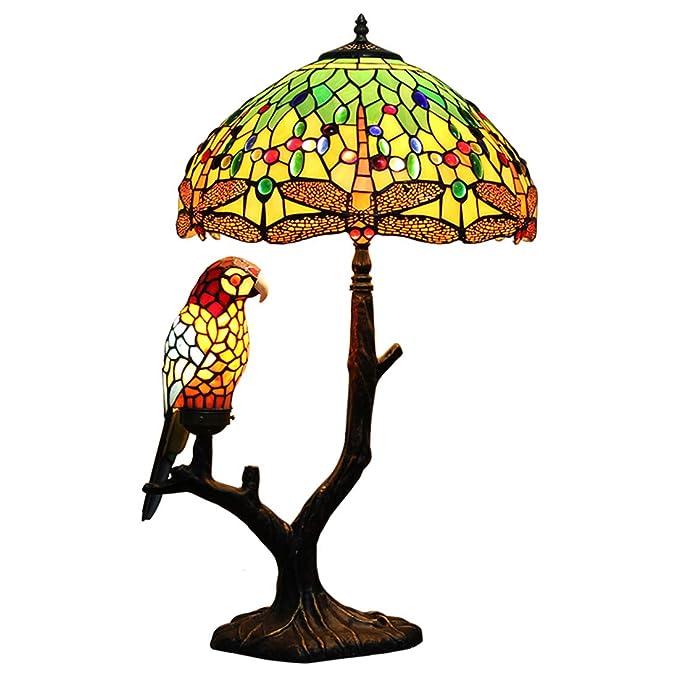 Amazon.com: Makenier clásico Estilo Tiffany vidrieras ...