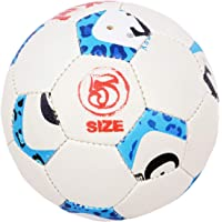 Foot Ball, Size 5 (White/Red)
