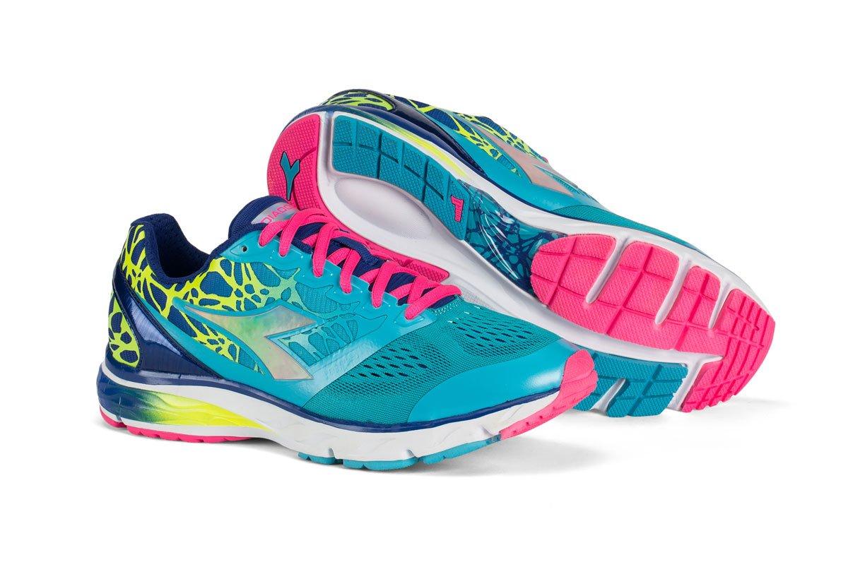 Diadora Schuh Running Turnschuhe Jogging Damen Damen Damen Mythos Blaushield W Blau Atoll DP UL Schuhe d844b6