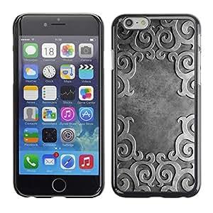All Phone Most Case / Hard PC Metal piece Shell Slim Cover Protective Case Carcasa Funda Caso de protección para Apple Iphone 6 Ancient Pattern