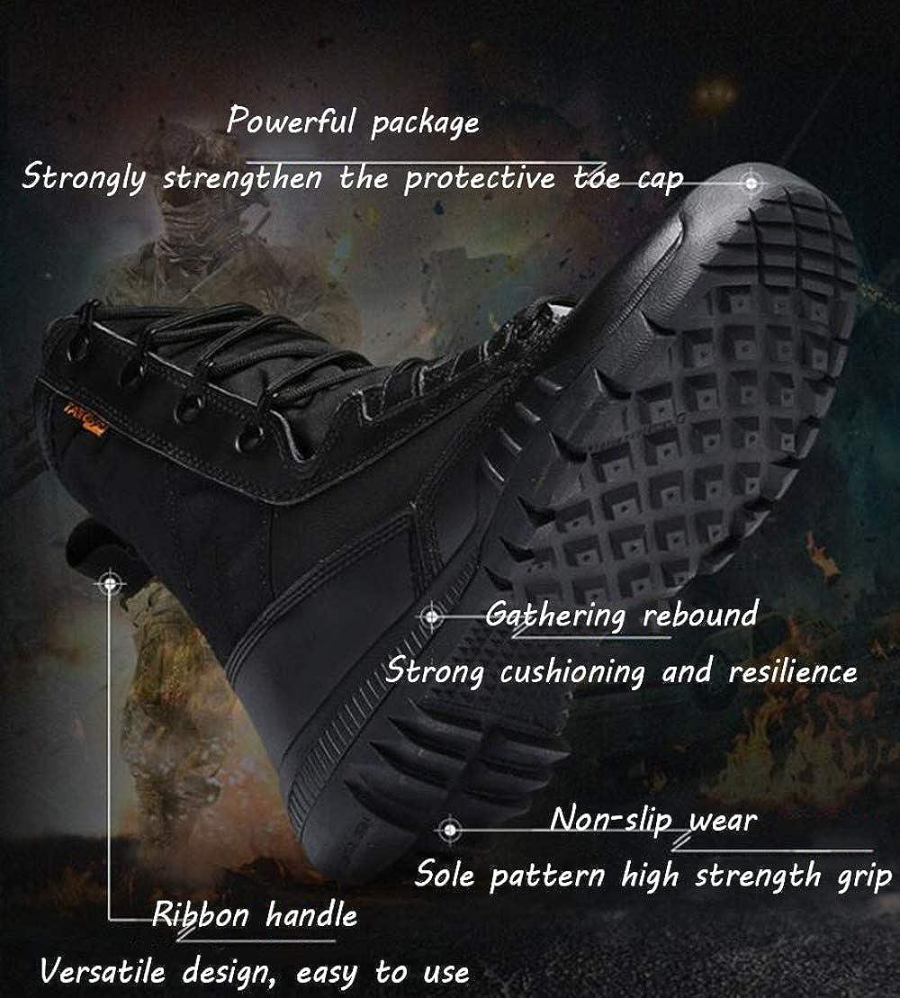 DSFGHE Taktische Stiefel Männer Wandern Atmungsaktiv Leichte Outdoor-Stiefel Wüste Wüste Wüste Stiefel Hohe Verschleißfestigkeit d0e3bf