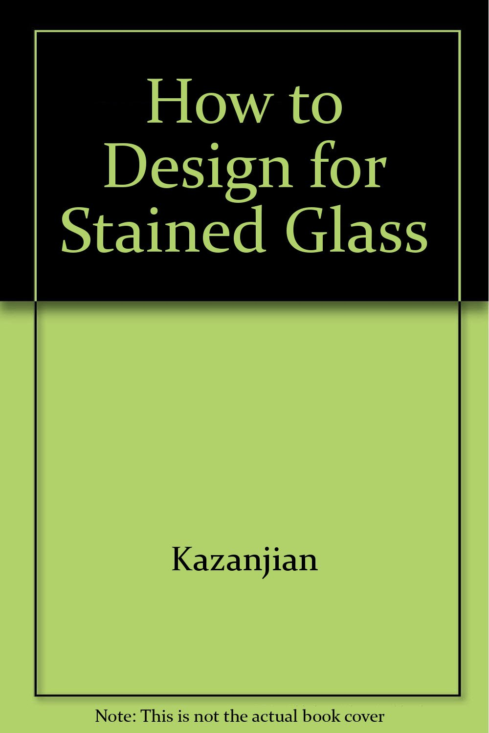 How to Design for Stained Glass