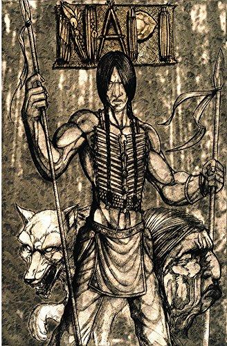 NAPI - The Trixster: A Blackfoot Graphic Novel