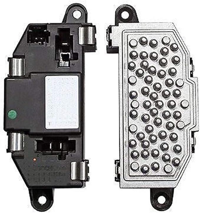 NANA-AUTO HVAC Resistencia de motor de ventilador para Citroen C4 ...