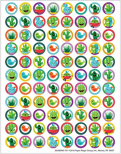 individual sticker chart - 9