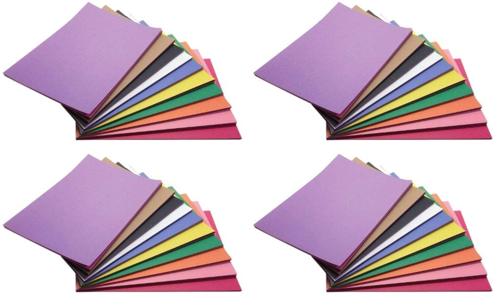 Childcraft Construction Paper, 9 x 12 Inches, Assorted Colors, 500 Sheets (Fоur Расk)