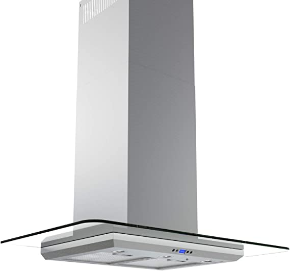 Amazon Com Verona 30 715 Cfm Wall Mounted Range Hood Appliances