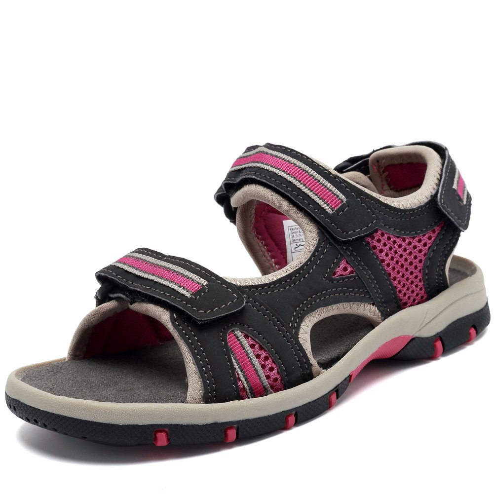 da2380422 Galleon - CIOR Fantiny Girl s Sports Sandals Open Toe Athletic Beach Shoes  (Toddler Little Kid Big Kid) SC1800 Grey 37