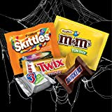 M&M'S Peanut, SNICKERS, TWIX, 3 MUSKETEERS