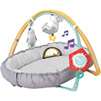 Taf Toys 4 in 1 Music and Light Thickly Padded Newborn Cozy Mat | Interactive Baby Mat. Baby's Activity and…