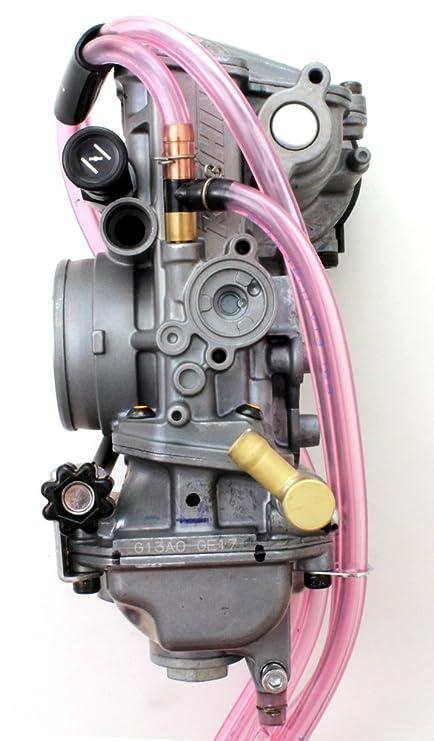 Carburador de combustible Keihin original 39 mm FCR-MX39 ...