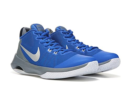 Nike 852446-400, Zapatillas de Baloncesto para Mujer, Azul (Game Royal/Metallic Silver/Cool Grey), 35.5 EU: Amazon.es: Zapatos y complementos