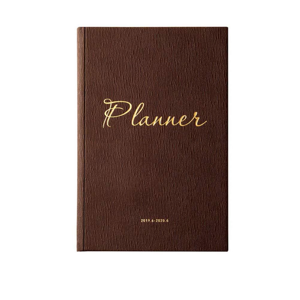 ZLJHH Agendasplanner Organizer A5 Agenda Cuaderno Y Revistas ...