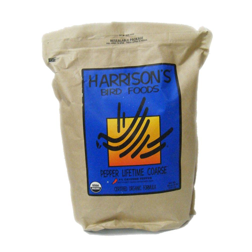 Harrison's Pepper Lifetime Coarse 5lb ... by Harrison's Bird Foods