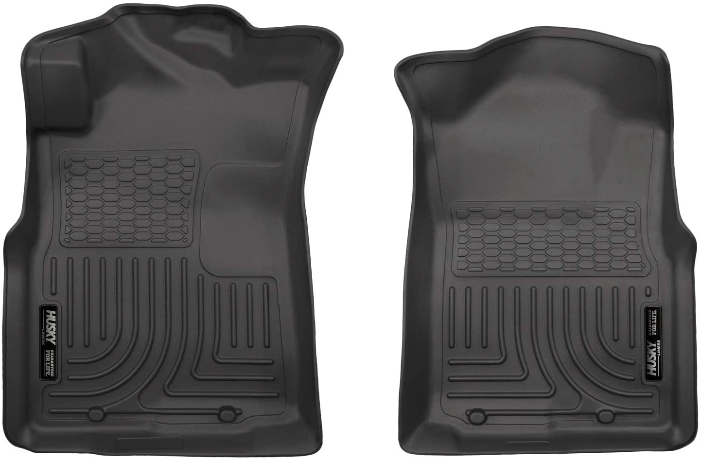 2000 2003 Chevrolet Malibu Black with Red Edging Driver 1999 GGBAILEY D4113A-S1A-BLK/_BR Custom Fit Automotive Carpet Floor Mats for 1997 1998 2001 Passenger /& Rear 2002