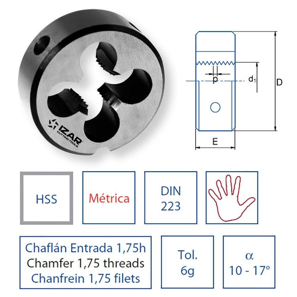 Izar m80536Bearing Manual HSS DIN-2236x 1.00