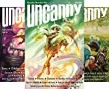 img - for Uncanny (3 Book Series) book / textbook / text book