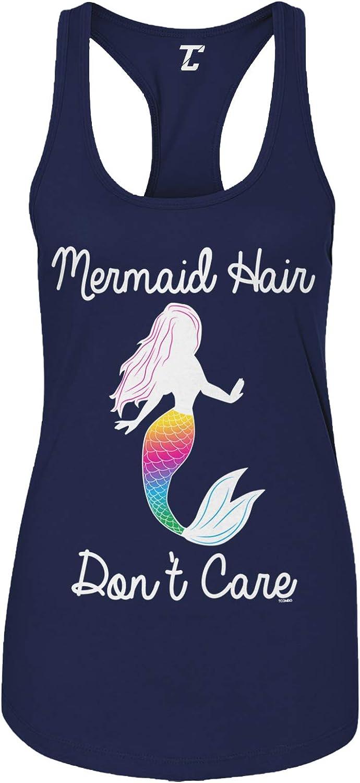 Mermaid Hair Don't Care - Magic Spirit Animal Women's Tank Top