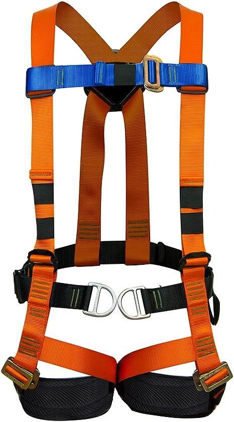 FUSION Climb Cosmo Cuerpo Completo Zipline Ajustable arnés 23kN ...