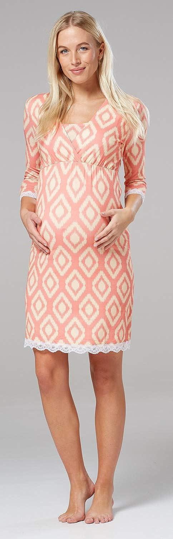 Zeta Ville Fashion Zeta Ville Ville Ville Damen Still-Nachthemd Pyjama Morgenmantel Mischen&Kombinieren - 591c B07L5N3HV5 Schlafanzüge Hohe Qualität 623e8e