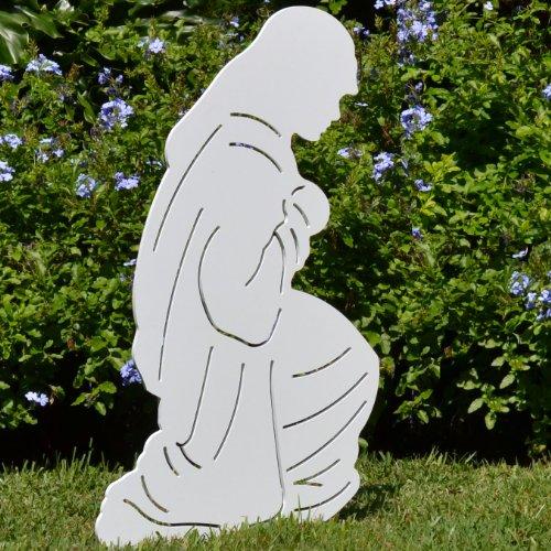 Teak Isle Believe Holy Family Outdoor Nativity Set by Teak Isle (Image #3)