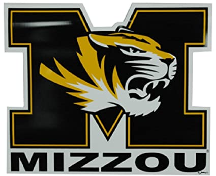 Amazon.com: NCAA Missouri Tigers Imán para coche, tamaño ...